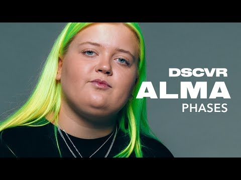 ALMA - Phases (Live) - dscvr ARTISTS TO WATCH 2018