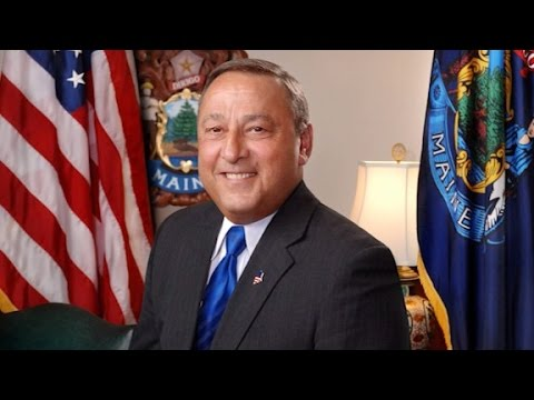 Maine governor considers resigning