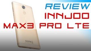 Innjoo Max3 Pro LTE: review en español