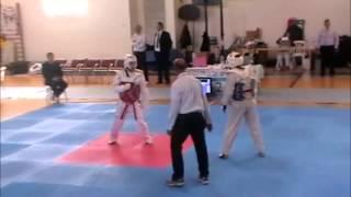 אליפות ישראל טאקוונדו - עדי נוחם לוחמי הטאקוונדו