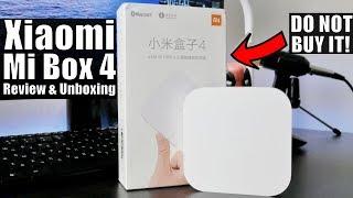 Xiaomi Mi Box 4 Review, Unboxi…