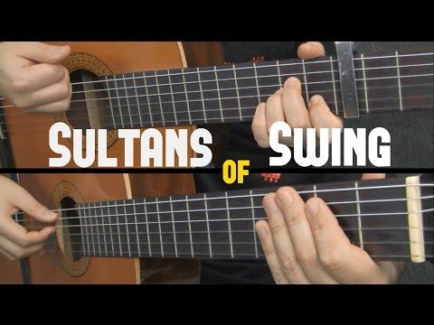 Cómo Tocar Sultans Of Swing En Guitarra Española