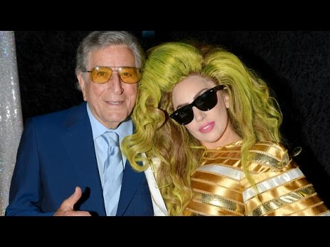 Lady Gaga Talks Working with Tony Bennett on 'Cheek to Cheek' with Carson Daly