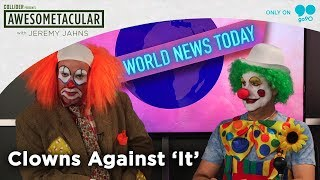 Clowns Against 'It' - Awesometacular with Jeremy Jahns on Go90