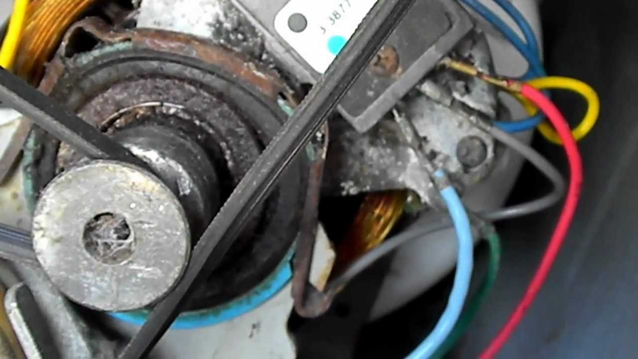 Maytag Dryer belt repair service,707 445-1591 - YouTube