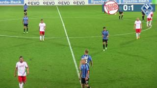 Kickers Offenbach vs. SV Waldhof Mannheim 07