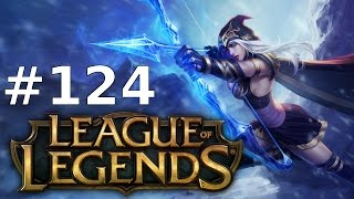 League of Legends Let's Play LoL Deutsch Part 124 - Ashe Pre-Season 6 (Patch 5.22 Rework) | German