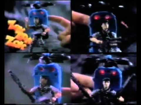 GI JOE super sonic fighters TVC 1992
