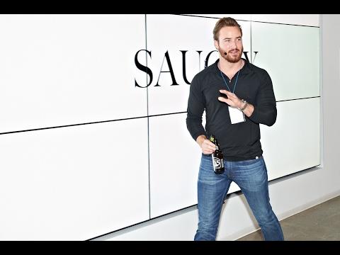 "SplashX LA ""Joy Ventures"" – Chris Vaughn, Co-Founder of Saucey"