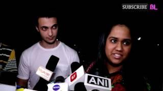 Badrinath Ki Dulhania | Special Screening | Salman Khan's Sister Arpita with Aayush Sharma