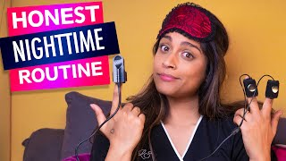 Night Time Routine w/ Lie Detector