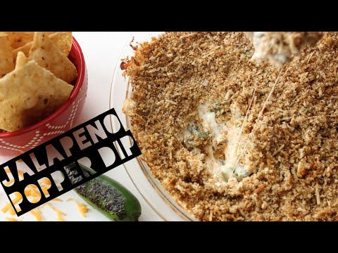 Healthy Jalapeno Popper Dip | How To Make High Protein Jalapeno Popper Dip