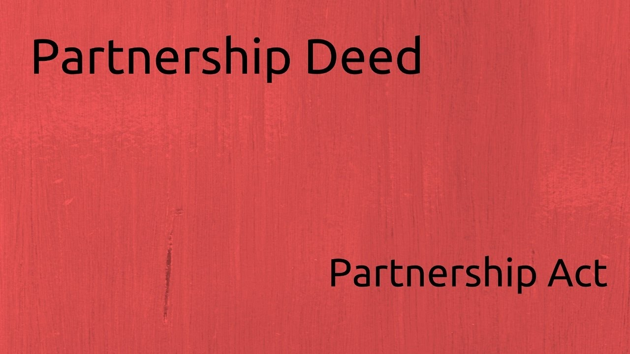 What is partnership deed indian partnership act 1932 ca cpt cs what is partnership deed indian partnership act 1932 ca cpt cs cma foundation altavistaventures Image collections