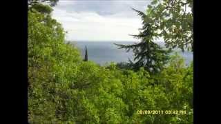 Большой каньон Крыма Никитенский ботанический сад гора Ай-петри Ялта Гурзуф