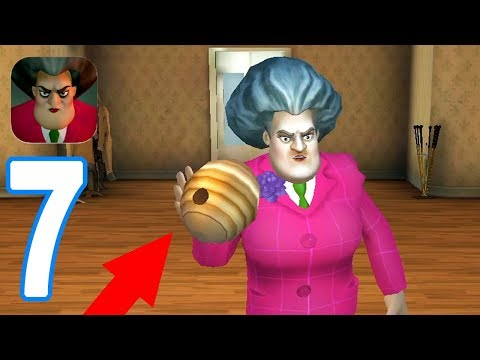 Scary Teacher 3D - Gameplay Walkthrough Part 7 - New Update New Levels (Ios,Android)
