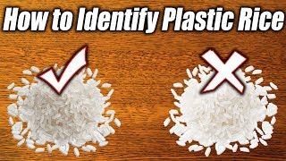 Plastic Rice vs Real Rice: Watch here how to identify | Oneindia News