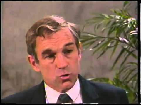 "Ron Paul: George Bush ""Deep Into"" CIA Drug Trafficking"