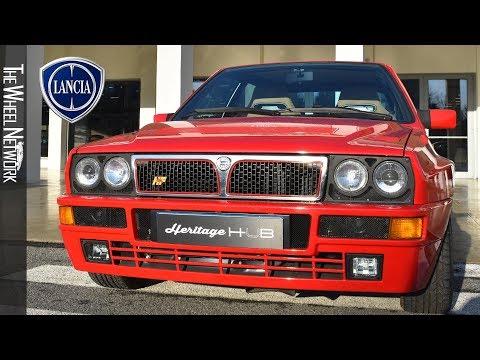 Lancia Delta Integrale – Mopar Heritage Parts