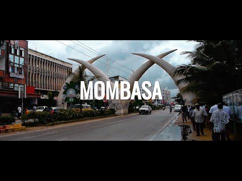 Mombasa (Kenia) 4K