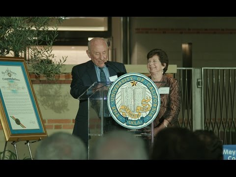 UCLA Luskin Conference Center opening highlights