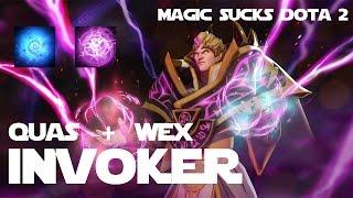 Как играть на Инвокере? Гайд на Invoker Дота 2 (Quas-Wex) Dota 2 Guide
