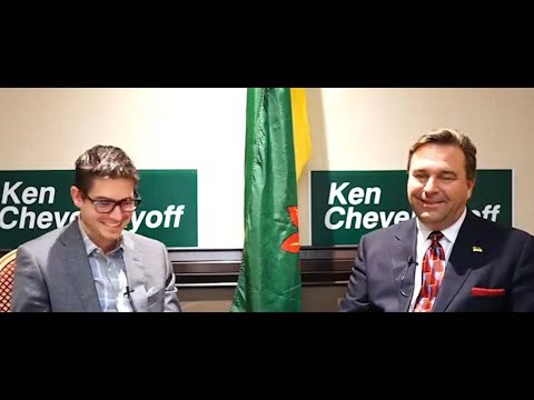 Talking Education LIVE with Ken Cheveldayoff, Sask Party Leadership Candidate.