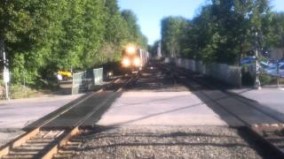 Metro North Harlem Line Railfanning at Katonah (Read Desc)