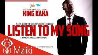 King Kaka  ft Sanaipei Tande - Miaka kadhaa (Official Audio)