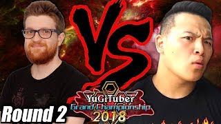 Yu-Gi-Oh! YugiTuber Grand Championship 2018! R2 | Cimoooooooo vs. TeamSamuraiX1!