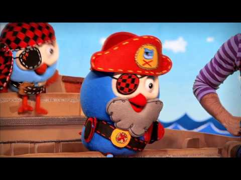 Giggle and Hoot Pirate Special