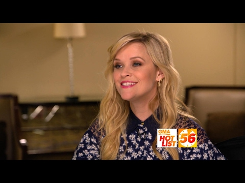 'GMA' Hot List: Nicole Kidman and Reese Witherspoon interview each other