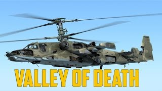 DCS World - Valley of Death