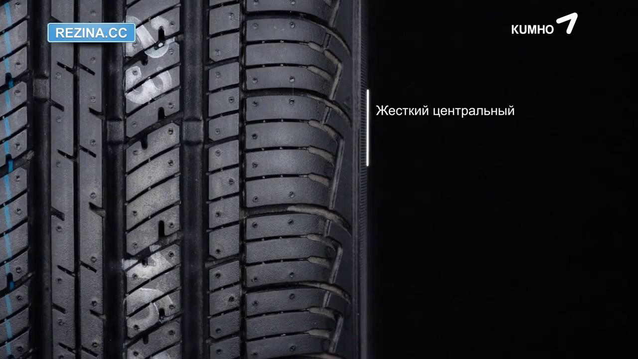 Видеообзор летней шины Kumho KH27 от Express-Шины - YouTube