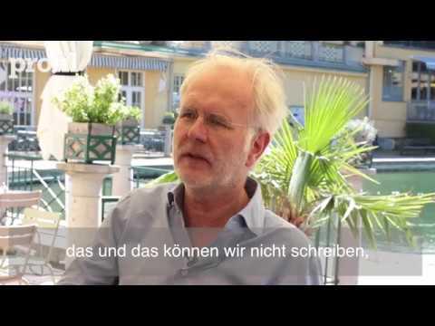 "Harald Schmidt im Interview (2017): ""Inhalte belasten nur"""