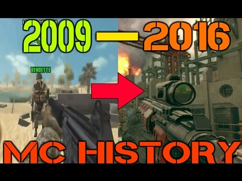 Gameloft Modern Combat HISTORY 2009-2016 - From MC 1 to MC 6 Versus - Tomic Ixio