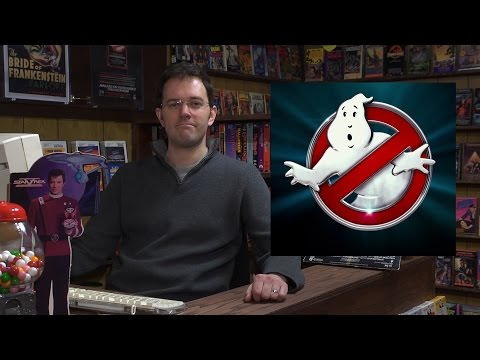 Ghostbusters 2016. No . I refuse.