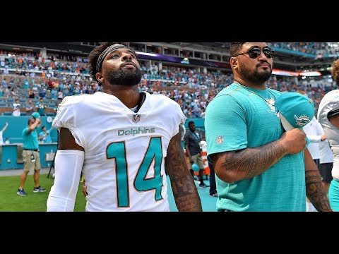 Jarvis Landry critical of Dolphins fans lobbying for Jay Cutlers benching