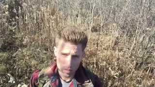 Primitive Trapping to Feed Yourself: Snaring Rabbits the Right Way Pt. 1