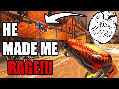 I HATE THIS GAME!! | Rocket League thumbnail