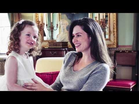 Countess Karen Spencer Talks About Her Life at Althorp Estate