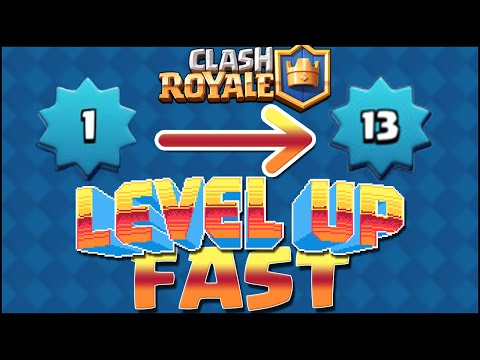 Clash Royale - How To Level Up Fast! How To Get Epic Cards! Clash Royale Tips & Secrets!