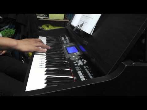 ขอให้เหมือนเดิม บรรเลงมือเดียวกะเปียโนไฟฟ้าเสียงไวโอลิน