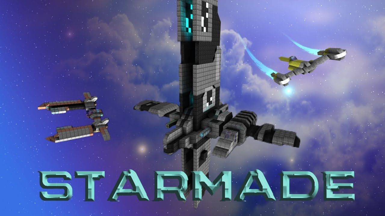 starmade how to make a ship
