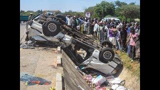 BREAKING: Ajali Mbaya Yaua na Kujeruhi Leo