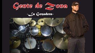 Gente De Zona LA GOZADERA DRUM COVER.mp3