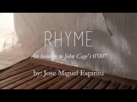 Rhyme (20th C VidFest 2015 Entry)