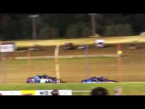 25b heat race dog hollow speedway 8-18-18