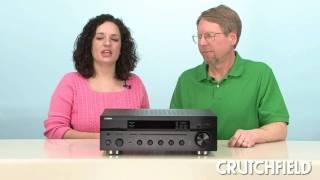 Yamaha Stereo Receivers   Crutchfield Video