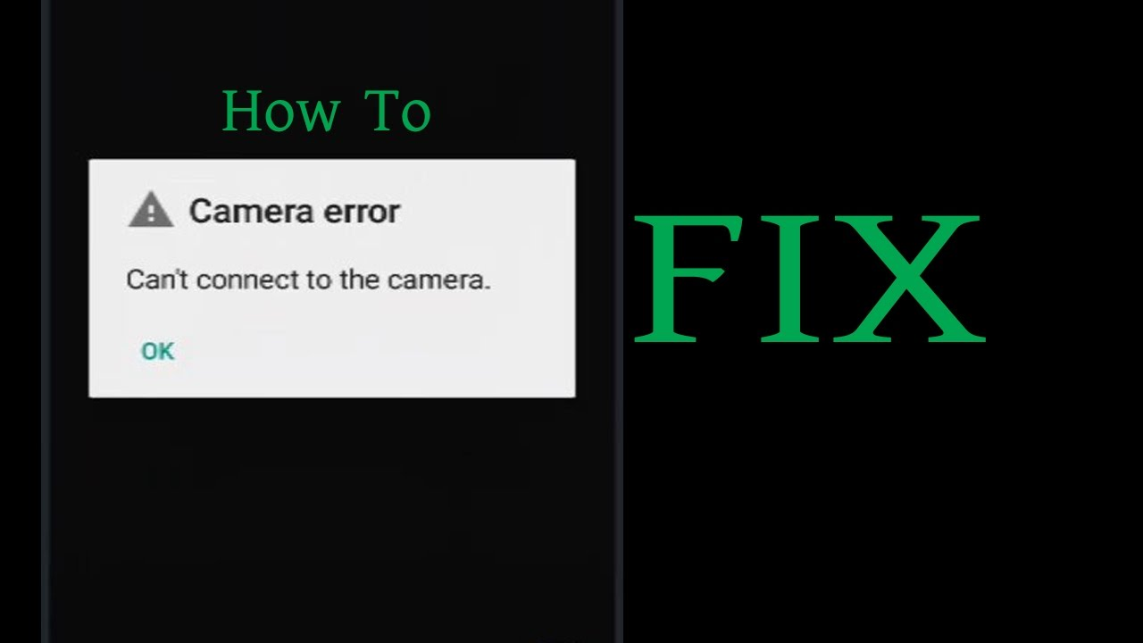 HOW to FIX Camera Failed on Samsung galaxy mobile phone Devices ...