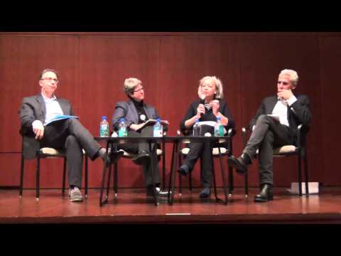 Panelist Discussion - Gaza to Ferguson event by Columbia SJP